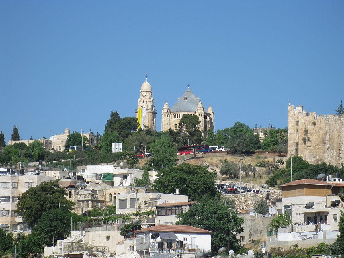 3_Гора Сион